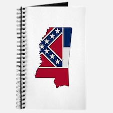 Mississippi Stripe Custom Des Journal