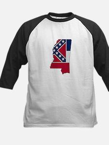 Mississippi Stripe Custom Des Tee