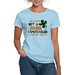 Baby Not Leprechaun Women's Light T-Shirt