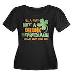 Baby Not Leprechaun Women's Plus Size Scoop Neck D