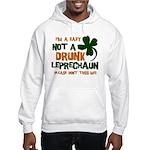 Baby Not Leprechaun Hooded Sweatshirt