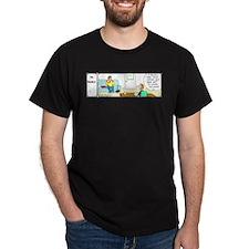 Varsity Letters Dark T-Shirt
