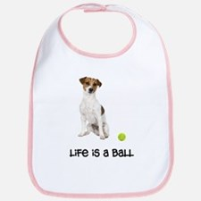 Jack Russell Terrier Life Bib