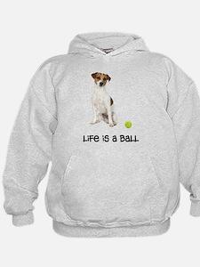 Jack Russell Terrier Life Hoodie