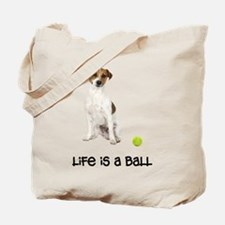 Jack Russell Terrier Life Tote Bag