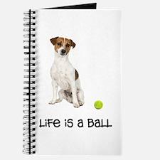Jack Russell Terrier Life Journal