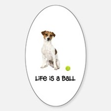 Jack Russell Terrier Life Decal
