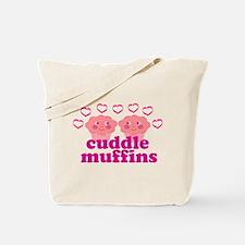 Cuddle Muffins Tote Bag
