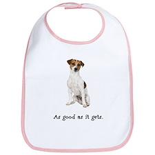 Good Jack Russell Terrier Bib
