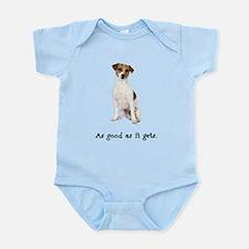 Good Jack Russell Terrier Infant Bodysuit