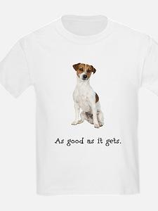 Good Jack Russell Terrier T-Shirt