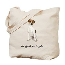 Good Jack Russell Terrier Tote Bag