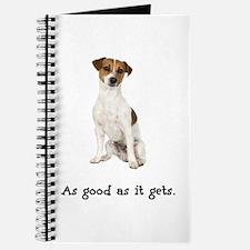 Good Jack Russell Terrier Journal