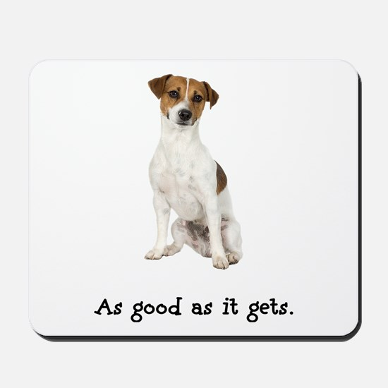 Good Jack Russell Terrier Mousepad