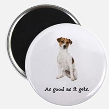 Good Jack Russell Terrier Magnet