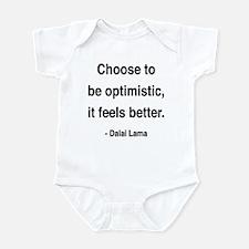 Dalai Lama 6 Infant Bodysuit