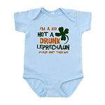 Kid Not Leprechaun Infant Bodysuit