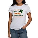 Kid Not Leprechaun Women's T-Shirt