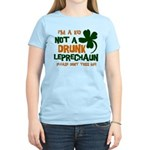 Kid Not Leprechaun Women's Light T-Shirt
