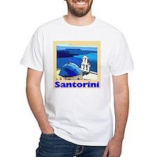 Santorini Greece Shirt