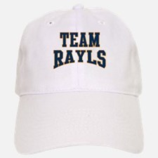Team Rayls Personalized Custom Baseball Baseball Cap