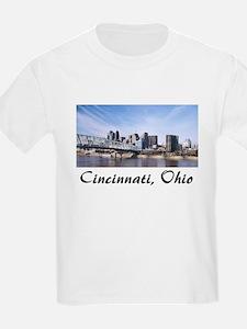 Cincinnati Ohio T-Shirt