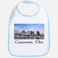 Cincinnati Ohio Bib