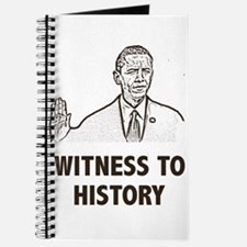Witness To History Journal