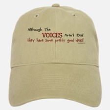The Voices Baseball Baseball Cap
