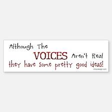 The Voices Sticker (Bumper)