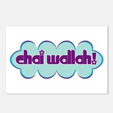 Cool Chai Postcards (Package of 8)
