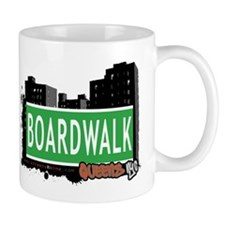 BOARDWALK, QUEENS, NYC Mug