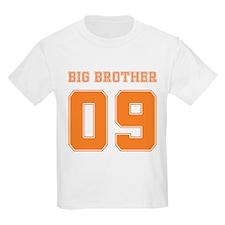 Orange Big Brother 09 T-Shirt