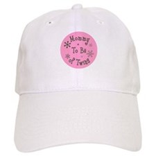 Babie's Shower - Twin Girls Baseball Cap