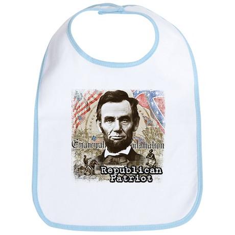 Lincoln - Republican Patriot Bib