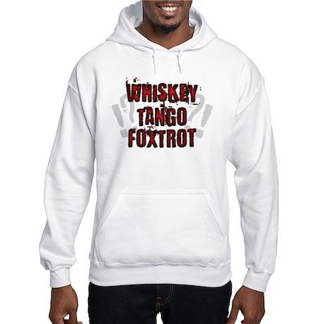 WTF?! Hooded Sweatshirt