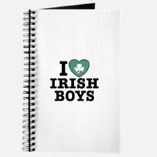 I Love Irish Boys Journal