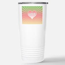 Valentines Day Travel Mug
