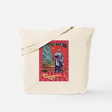 Lenin Revolution USSR Tote Bag