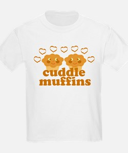 Cuddle Muffins in Love T-Shirt
