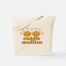 Cuddle Muffins in Love Tote Bag