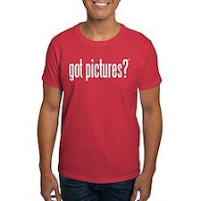 got pictures? - T-Shirt