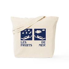 Unique Fruits Tote Bag