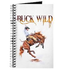 Buck wild Journal