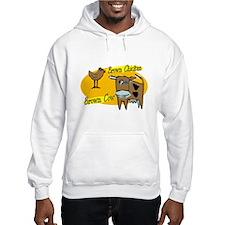 Brown chicken Brown Cow Jumper Hoody