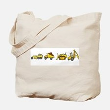Trucks! Tote Bag