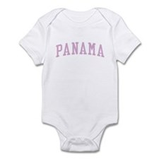 Panama Pink Infant Bodysuit
