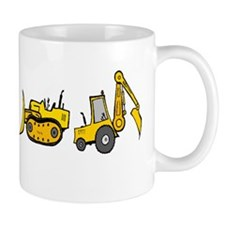 Trucks! Coffee Mug