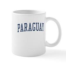 Paraguay Blue Mug