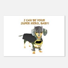 Your Super Hero Postcards (Package of 8)